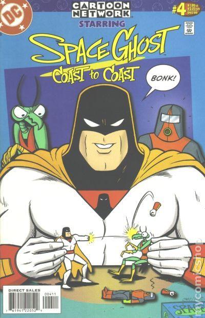 Cartoon Network Starring 1999 comic books