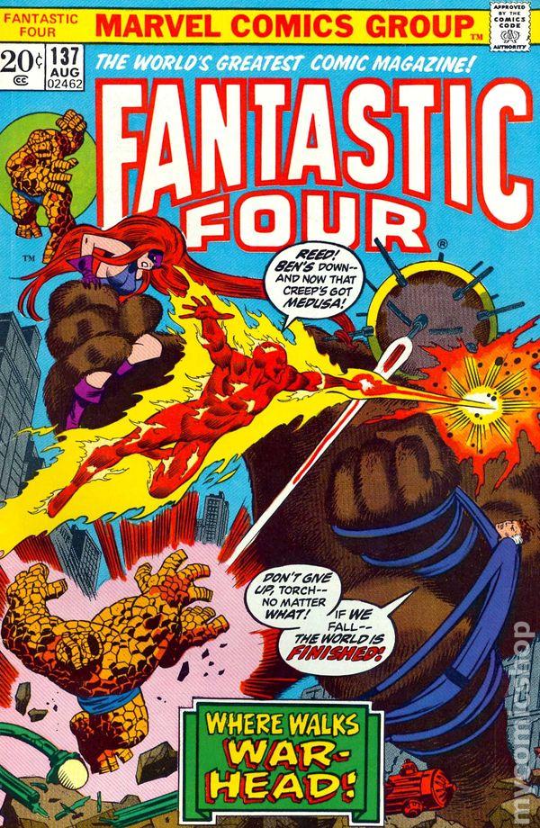 Fantastic Four 1961 1st Series comic books