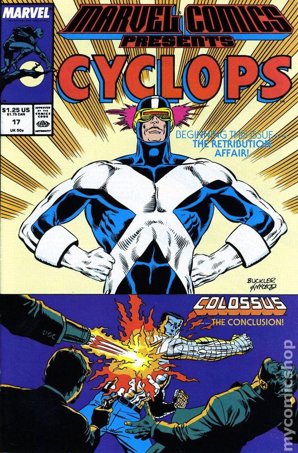 Marvel Comics Presents 1988 comic books 19801989