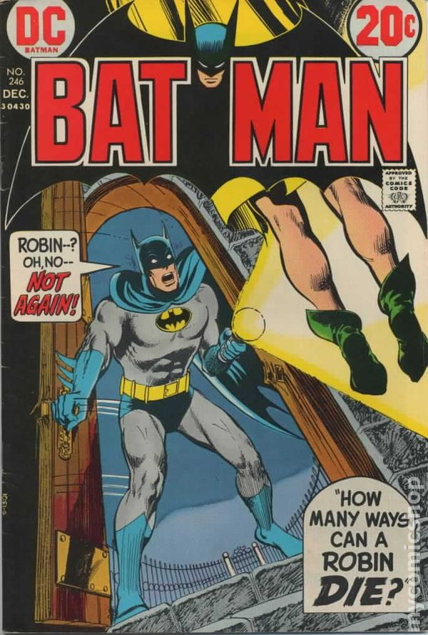 Batman 1940 comic books