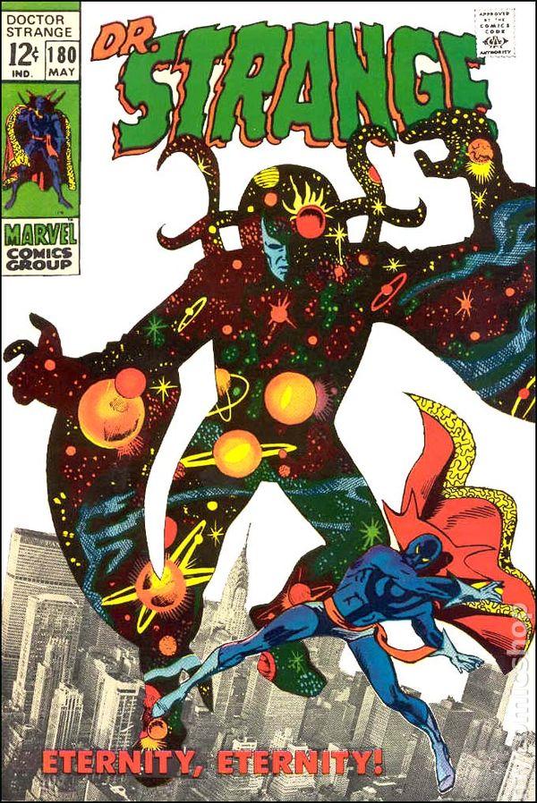 Doctor Strange 1968 1st Series comic books