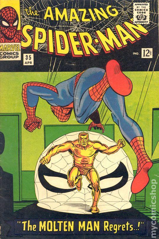 Amazing SpiderMan 1963 1st Series comic books 19601969