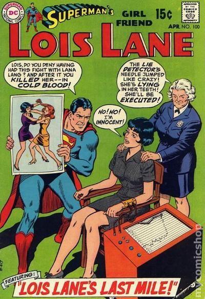 batman car chair revolving in vadodara superman's girlfriend lois lane (1958) comic books