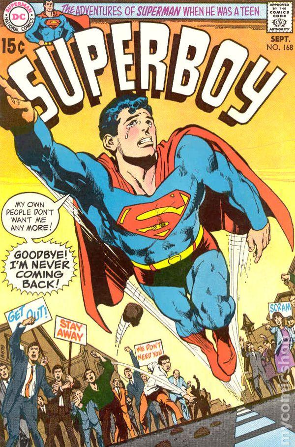 Superboy 19491979 1st Series DC comic books