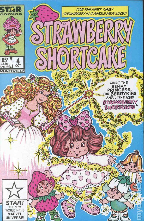 I Want Strawberry Shortcake