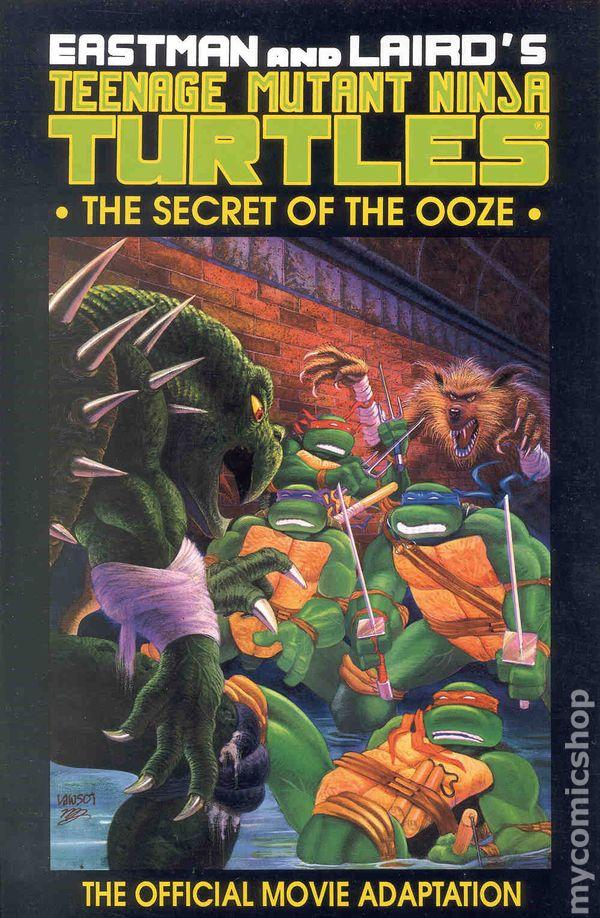 Ooze 2 Tmnt Secret