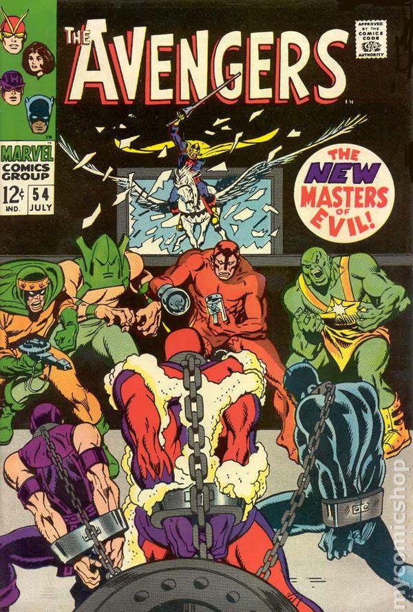 Avengers 1963 1st Series comic books 19601969