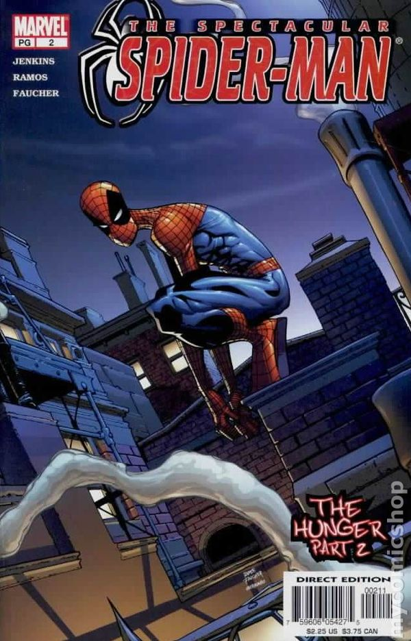 Spectacular SpiderMan 2003 2nd Series comic books