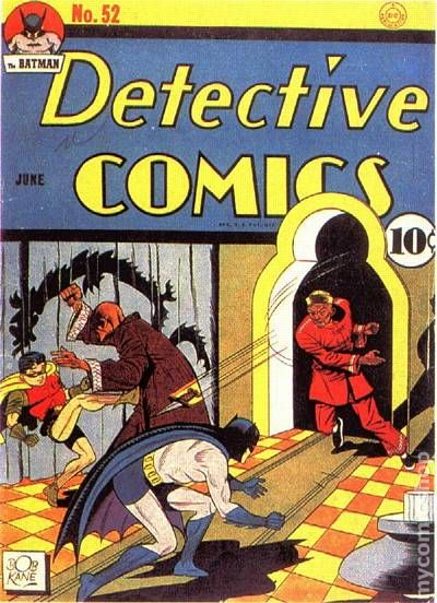Detective Comics 1937 1st Series comic books