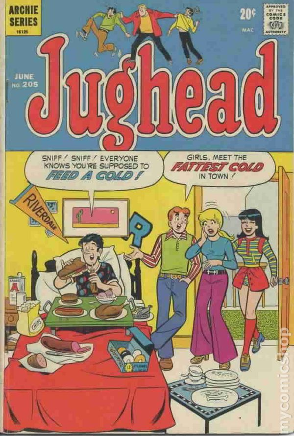 Jughead 1949 1st Series comic books