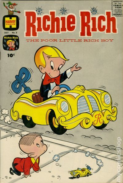 Richie Rich (1960 1st Series) Comic Books