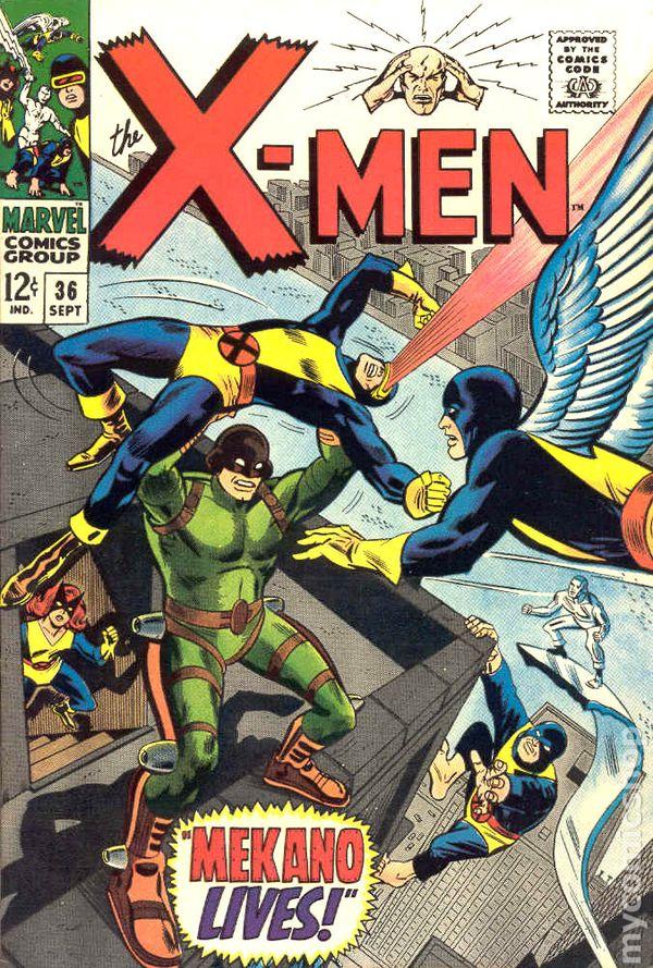 Uncanny XMen 1963 1st Series comic books 19601969