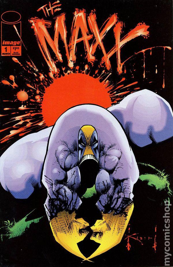 Maxx comic books issue 1