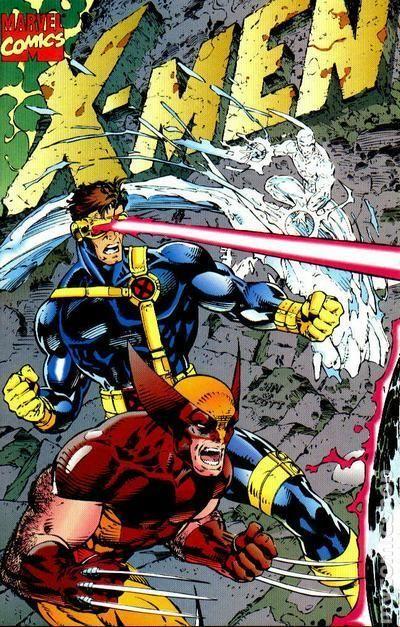 XMen 1991 1st Series comic books