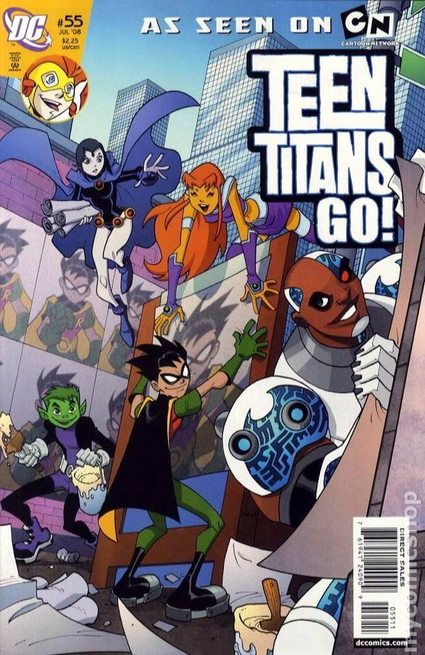 80s Car Wallpaper Teen Titans Go 2004 Comic Books
