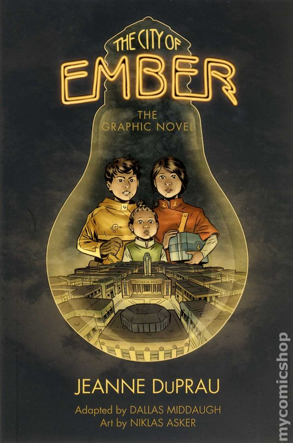 City Of Ember GN 2012 Comic Books