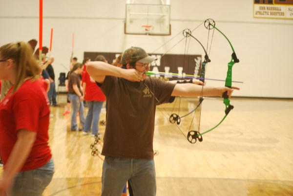 VA State Archery Tournament