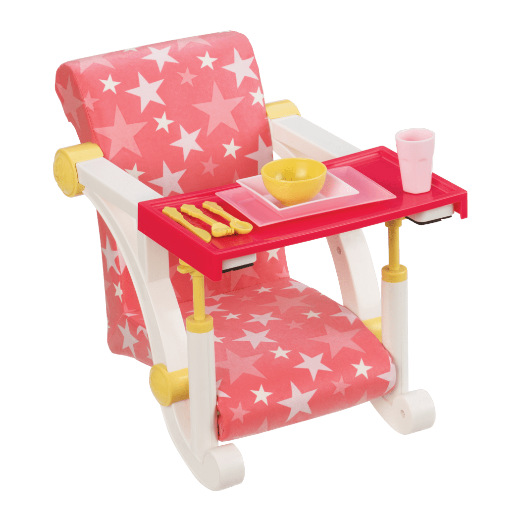 our generation salon chair rustic kitchen chairs healthy paws vet clinic 18 inch doll accessory