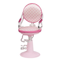 Our Generation Salon Chair Revolving Types Healthy Paws Vet Clinic 18 Inch Doll Accessory
