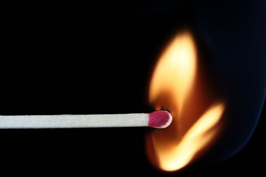 burning matches bob s