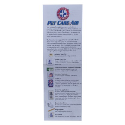Pet Preparedness Supplies & Kits