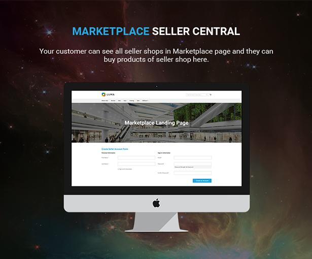 Magento 2 Marketplace Multi Vendor Module - 10