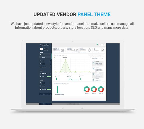 Magento 2 Marketplace Multi Vendor Module - 20