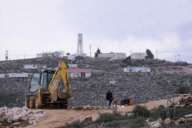 expropriation bill enables the expansion of illegal settlements