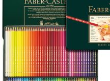 Faber-Castell Polychromos Colouring Pencil Set of 120 ...