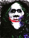 Heath Ledger Zombified