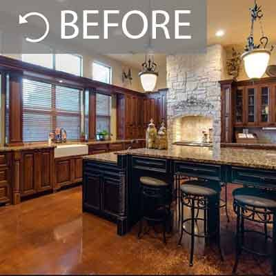 Kitchen Painting Projects Before And After Photos