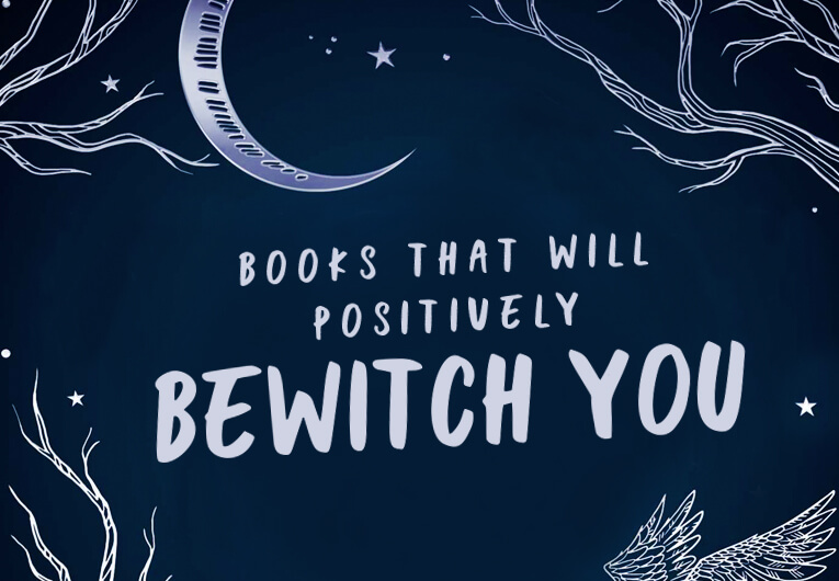 14 witch books that