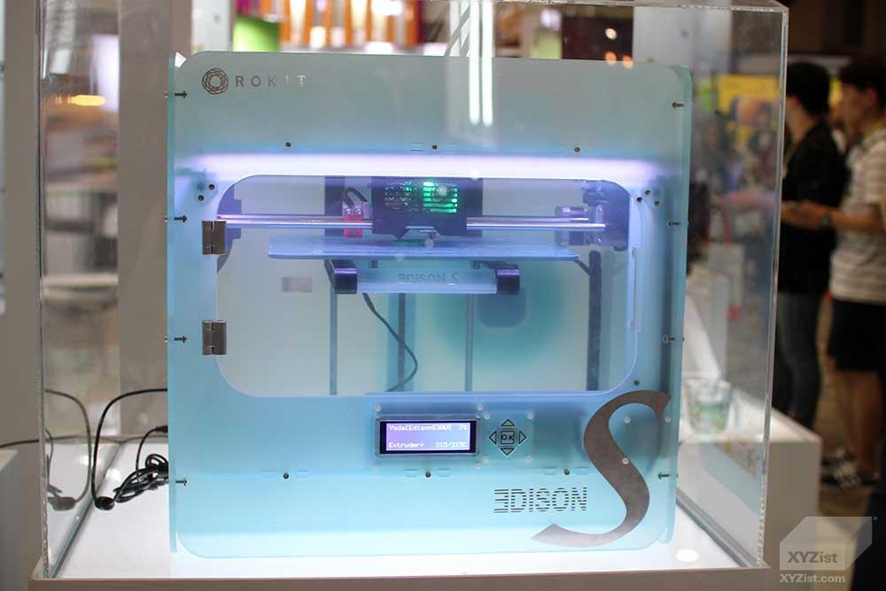 XYZist-2015_Inside_3DPrinting_Expo-Rokit_010