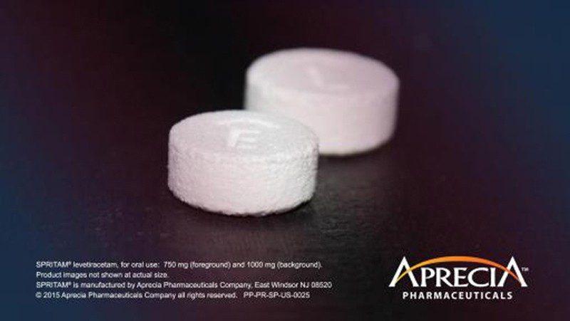 SPRITAM-levetiracetam-3Dprinted-drug