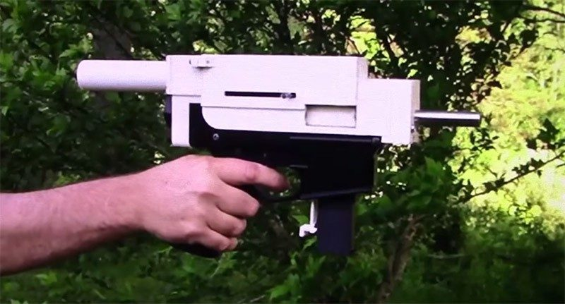 Shuty Hybrid 3D Printed 9mm Pistol_02