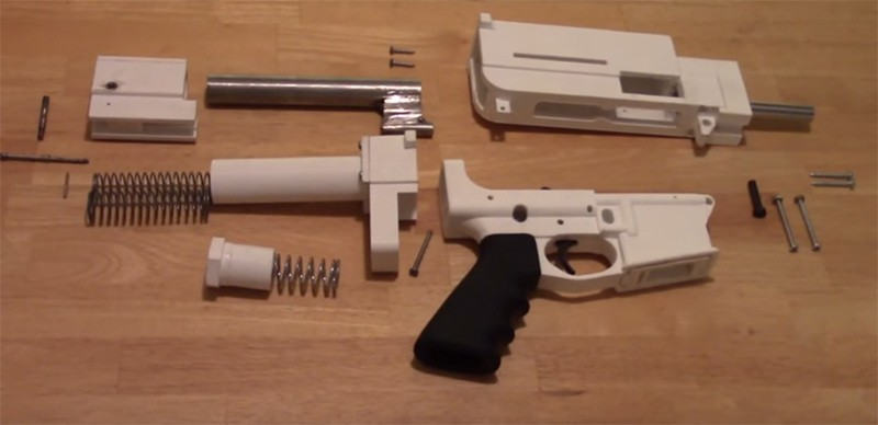 Shuty Hybrid 3D Printed 9mm Pistol_03