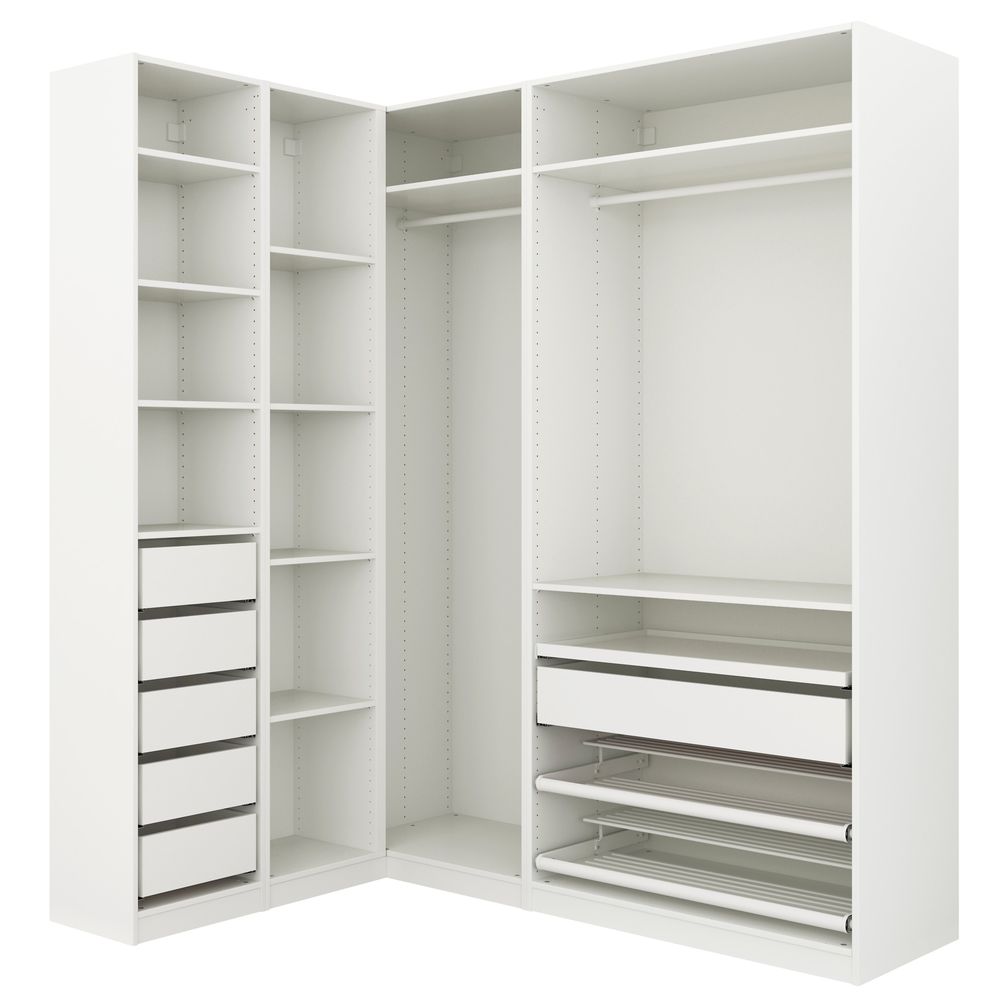 PAX armario esquina
