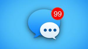 Block Messages app on Mac