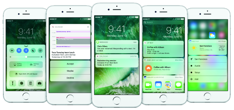 iOS 10 tips  tricks How to add and remove widgets from