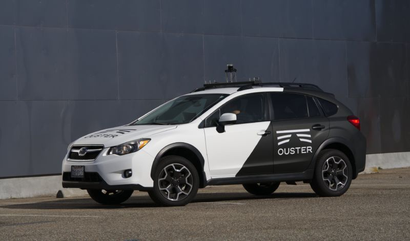 With new 128-laser sensor, Ouster ups the ante on LiDAR - SiliconANGLE