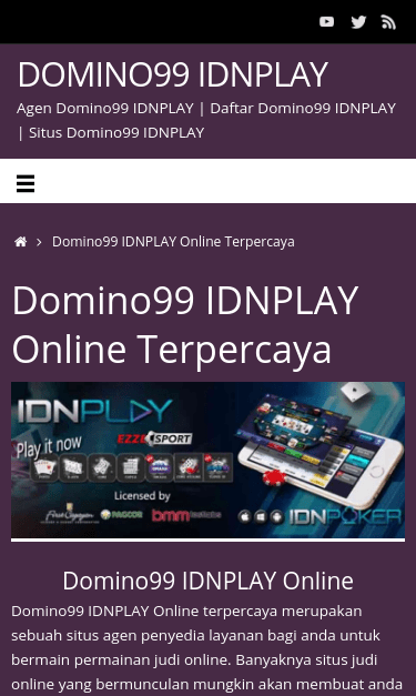 Situs Penyedia Search Engine : situs, penyedia, search, engine, Domino99idnplay.com, Report, Checkup