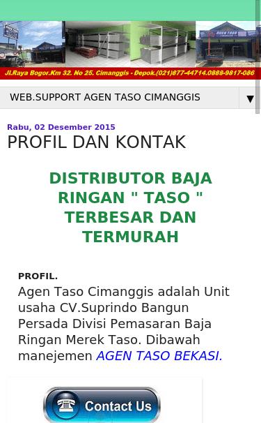 pabrik baja ringan profil z agentasocimanggis blogspot co id 2015 12 kontak html seo report