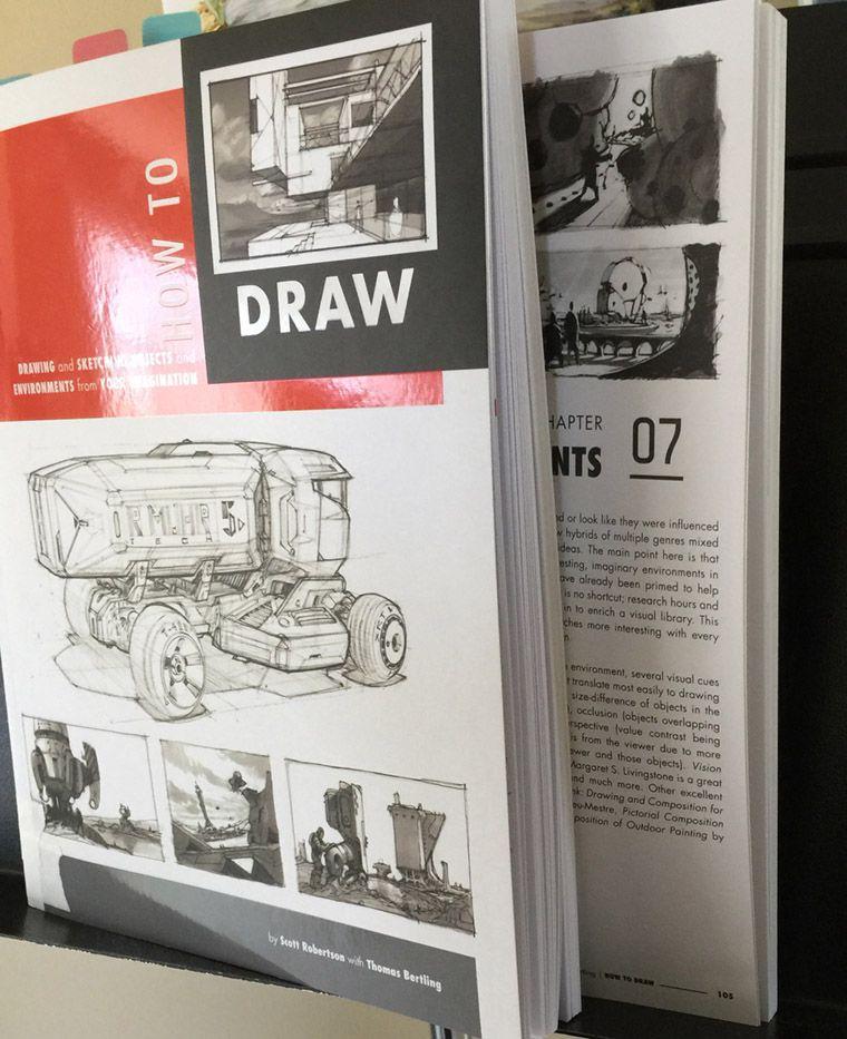 Scott Robertson How To Draw : scott, robertson, Drawabox.com, Draw', Other, Resources