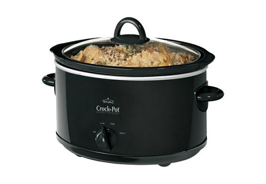 Crock Pot Freebie