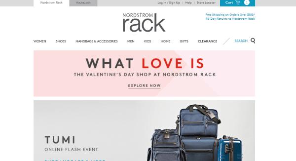 nordstrom rack cashback offers