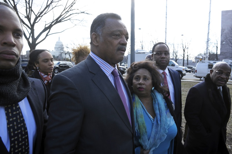 Rev Jackson Duck Dynasty Star Worse Than Rosa Parks Bus Driver  Talking Points Memo