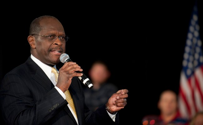 Report Trump Considering Herman Cain For Seat On Federal