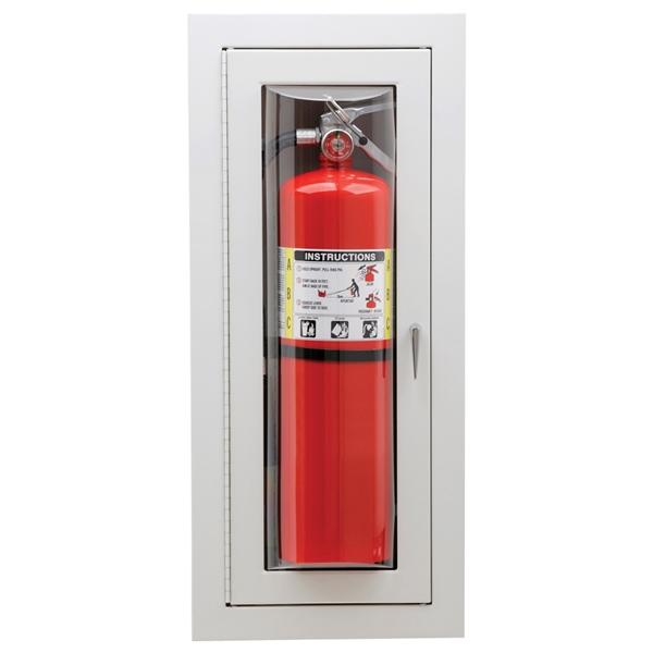 Semi Recessed Fire Extinguisher Cabinet Revit  Cabinets