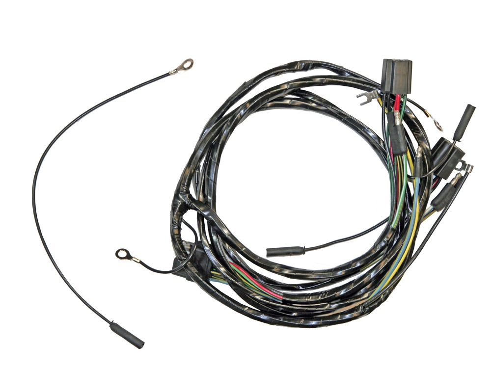 64 HEADLAMP WIRING HARNESSC4ZZ-14290-ALL