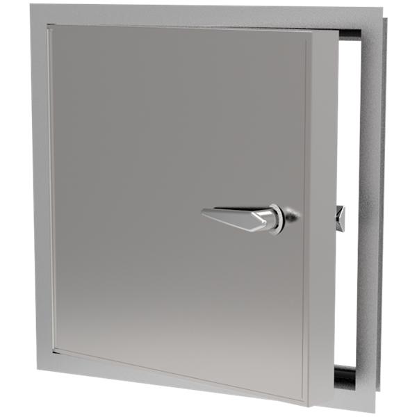 Exterior Access Door  BabcockDavis